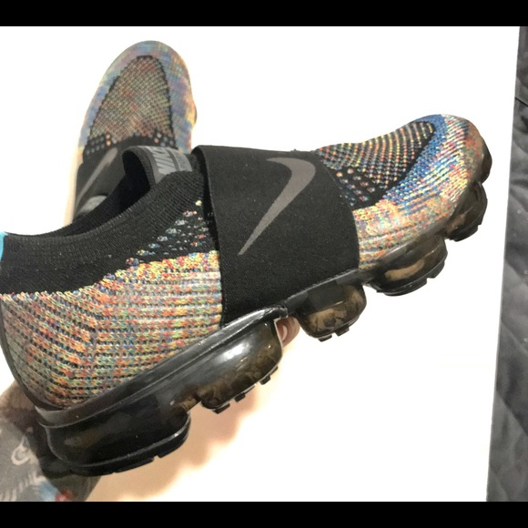 Nike Other - Nike VAPORMAX multi-color Laceless 3a8735d55